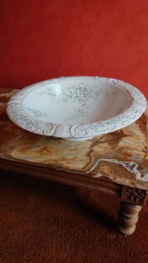 Antigua palangana de ceramica inglesa royal