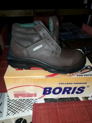 Botines de seguridad Boris