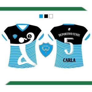 Camiseta Handball Sublimada 100% Personalizadas Fabricantes