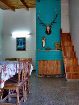 Casa p/7 a 300 mtrs de la Bajada 1