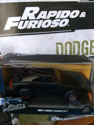 Dodge Charger Rt off road - Toretto rápido y furioso