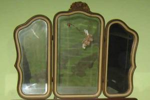Espejo estilo francés