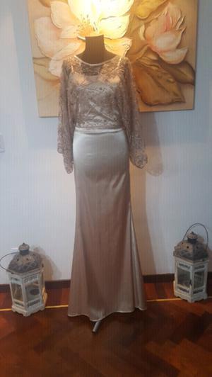 Vestido largo de fiesta NUEVO A ESTRENAR!!!!