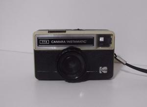 Cámara De Fotos Kodak Instamatic 77x / National A Rollo