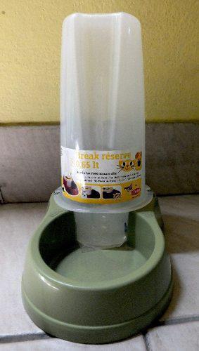 Comedero Y/o Bebedero Automatico Mascotas - 0.65 Litros