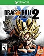 Dragon Ball Xenoverse 2 Xbox One Sellado Fisico Nuevo