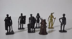 Figuras De Metal Colección Kinder Sorpresa. Precio X Unidad