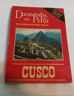 LIBRO DOCUMENTAL DEL PERU - CUSCO EDICION