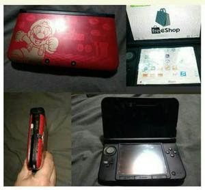 Nintendo 3ds Xl Con Muchísimos Juegos!!!