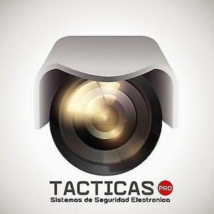 Tacticas Pro - Seguridad Electronica