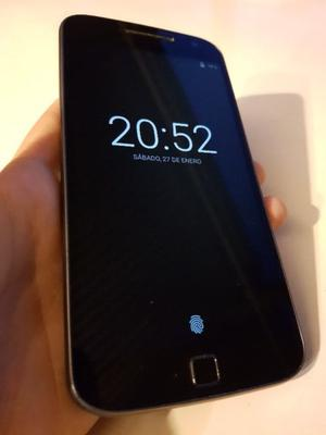 VENDO MOTO G4 PLUS, COLOR NEGRO, SOLO PARA CLARO