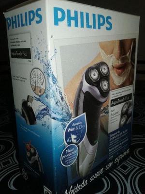 Afeitadora Philips AT898 AQUATOUCH