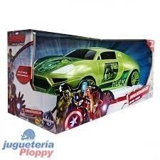 Autos A Fricción Avengers Hulk