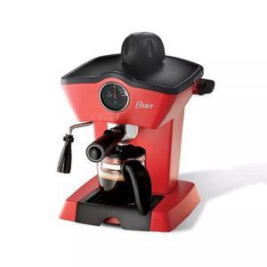 Cafetera A Vapor Oster Espresso, Capuchino Y Espumar Leche