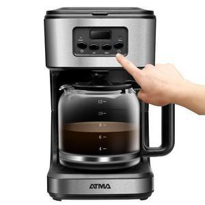 Cafetera Atma Ca-8182e Filtro Timer Digital 1.8 Litros Nueva