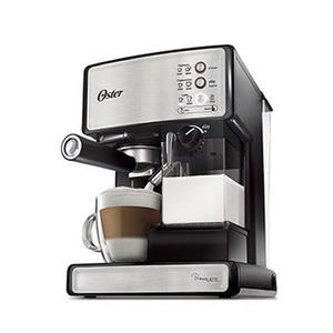 Cafetera Automatica Oster6602s Silver 15bares Latte Espresso