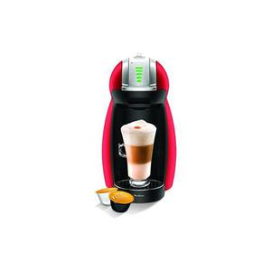 Cafetera Moulinex Dolce Gusto Ndg Genio 2 Red 15bar Tio Musa