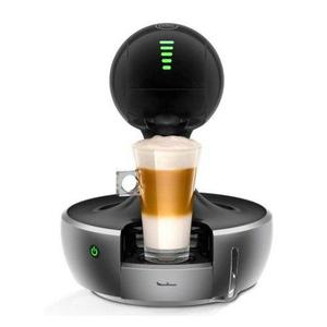Cafetera Moulinex Ndg Drop Silver Negro 1340w 15bar Tio Musa