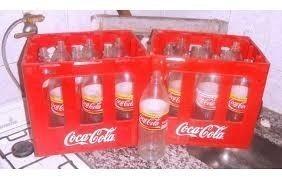 Cajones Y Envases De Coca 2l,quilmes Y Pepsi Vacios Vendo
