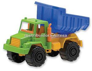 Camion Volcador Chico Duravit 28x16x18cm