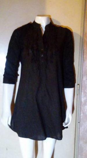 Camisa camisola larga Paula Cahen D'Anvers 100% algodón