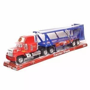 Cars Camion Mack A Friccion Con Licencia Disney 50cm Once