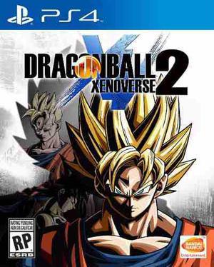 Dragon Ball Xenoverse 2 Ps4 Digital Tenelo Ya