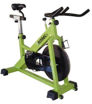 Nitrec- Bicicleta Indoor O De Spinning Profesional C/shimano