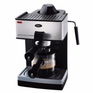 Oster 3299 Cafetera Espresso Capucchino Para 4 Tazas Y Vapor