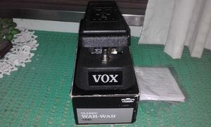 PEDAL WHA WHA VOX845 CRY BABY IMPECABLE PERMUTAS