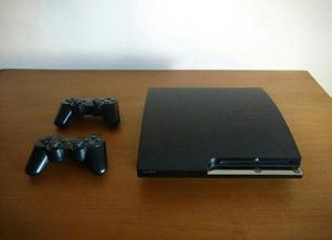Play Station 3 Slim 360gb + 7 Juegos