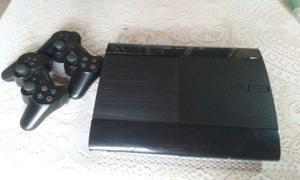 Playstation 3 500gb Excelente Poco Uso + 1 Juego Envíos Ps3
