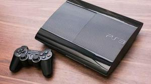 Playstation 3 500gb Ps3 Superslim 11 Juegos 2 Joysticks