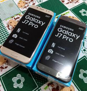 SAMSUNG GALAXY J7 PRO 32GB LIBRE, NUEVO A ESTRENAR!!!