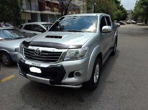 Toyota Hilux 3.0 TDI C/D 4x2 SRV Cuero (171cv) (L12)