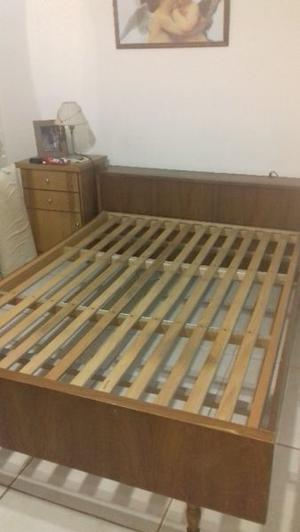 Vendo cama 2 plazas