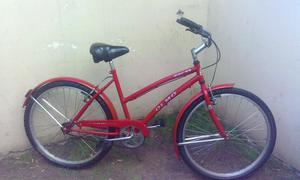 Bicicleta De Paseo Olmo Full!! Rodado 26 Lista Para Usar!!
