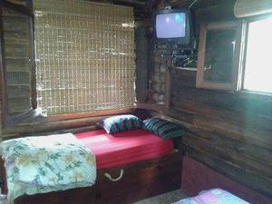 Cabañas para 2 personas en Santa Rosa de Calamuchita