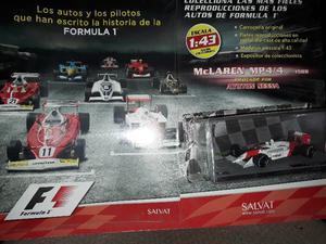 Colección Formula 1 Salvat