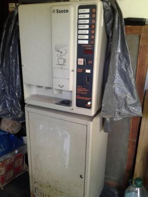 Expendedora de café Saeco. Sin funcionar.