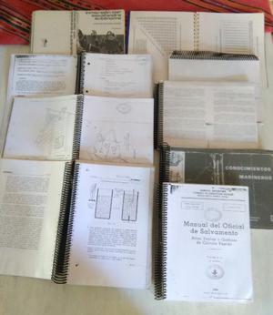 Manuales De Salvamento Y Buceo Prefectura Naval 8 Libros