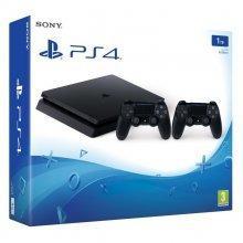 Playstation 4 Slim 1tb C/2 Joys Más Gran Turismo Sport