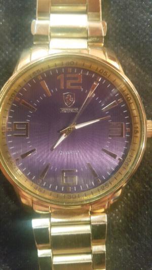 Reloj pulsera FERRARI símil oro