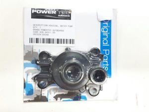 Repuesto Carcaza Bomba De Agua Powertec 40hp Yamaha