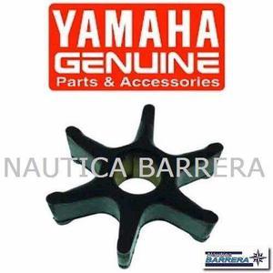 Rotor Original De Bomba De Agua De Motor Yamaha 40 Hp 2 Y 4t