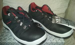 zapatos de seguridad ombú c/ punteras 43 - S/USO