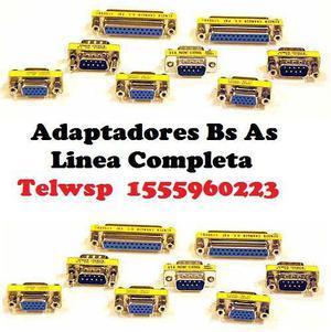Cables, conectores, adaptadores DB9, DB25 Para arduino mach3