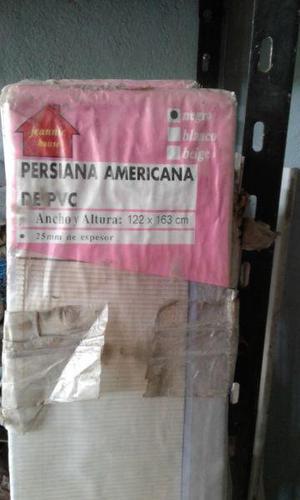 Cortina Americana de pvc