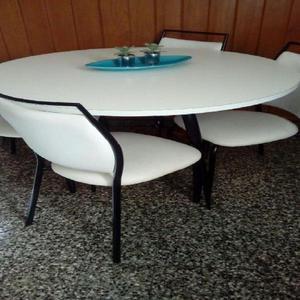 Juego mesa y sillas Simet
