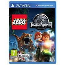 Lego Jurassic World Original Psvita Nuevo Fisico Sellado Ori
